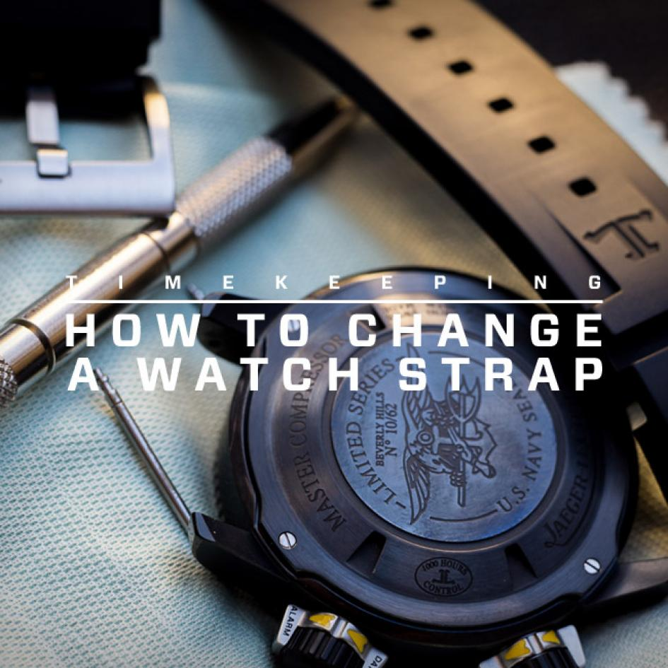 how to change audemars piguet strap
