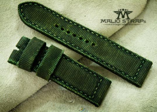 26mm Canvas Watch Strap